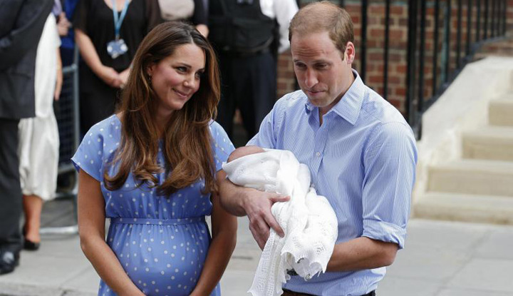 Кейт Миддлтон беременна во второй раз
