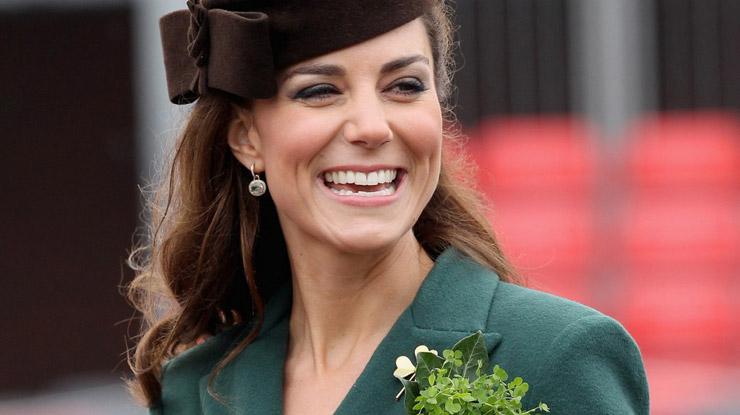 Кейт Миддлтон названа самой элегантной знаменитостью