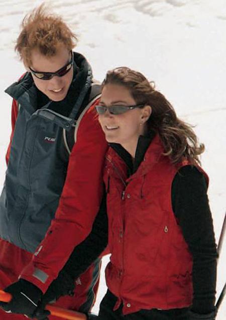 История любви Кейт Миддлтон и Уильяма