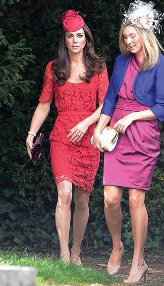Кейт Миддлтон - туфли-лодочки от Prada