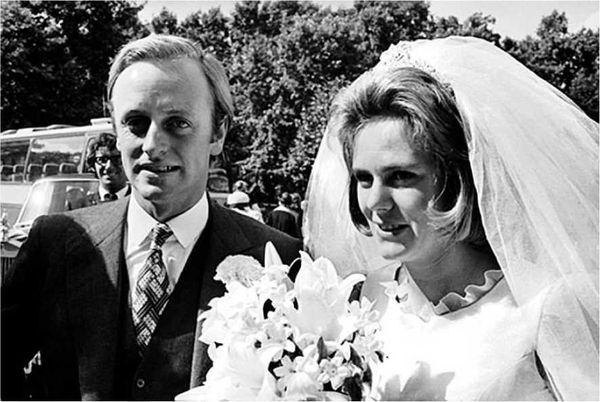 Свадьба Камиллы и Эндрю