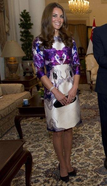 Топ лучших нарядов Кейт