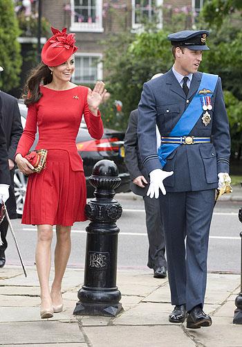 миддлтон парад в честь юбилея елизаветы 2011