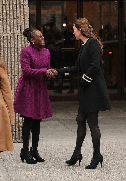 Кейт Миддлтон в Нью Йорке