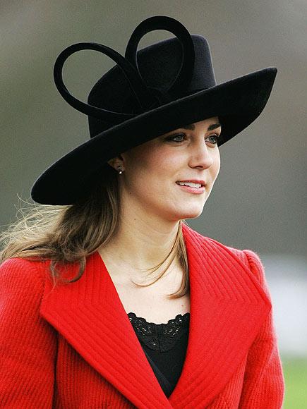 Кейт Миддлтон шляпка Филипа Трейси окончание военной академии Суррей