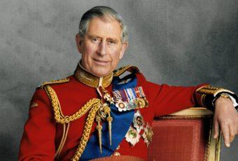 принц Чарльз портрет