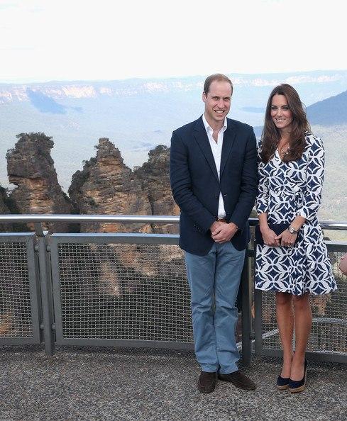 Кейт в Новой зеландии
