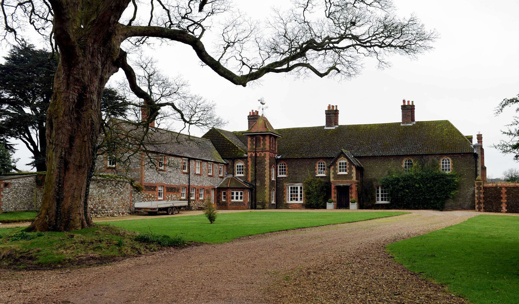 stunning+Anmer+Hall+Sandringham+estate+England+1hd9RGCYFgEx