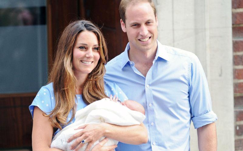 Сравнительная характеристика рождения Джорджа и Шарлотты