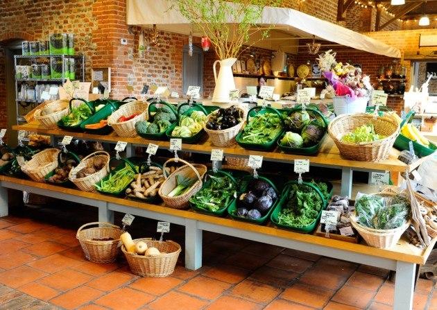 Семья Кембриджских питается органической пищей