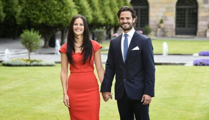 Будущая принцесса Швеции София копирует стиль герцогини Кембриджской