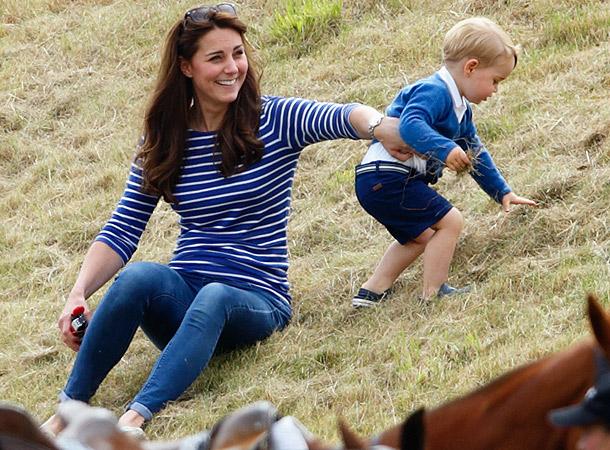 Кейт и Джордж