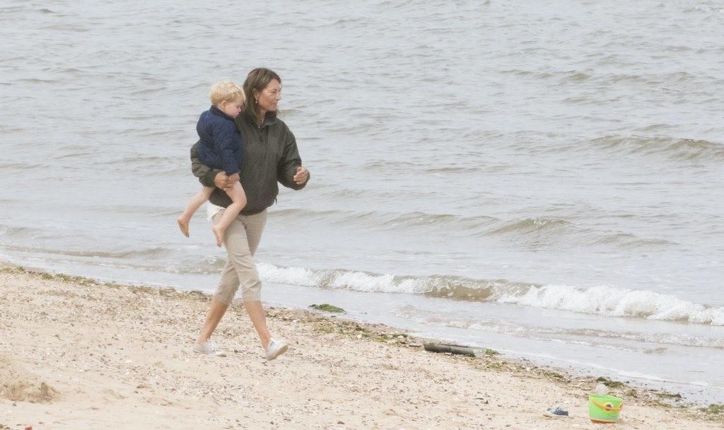 принц Джордж и Кэрол