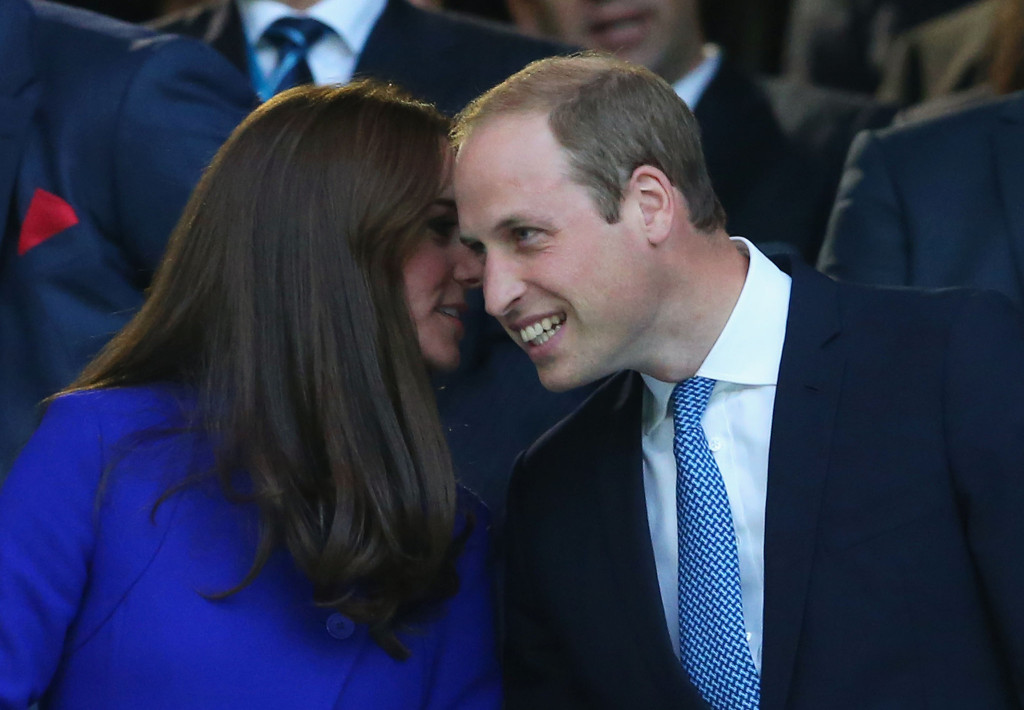 how long has will and kate been dating