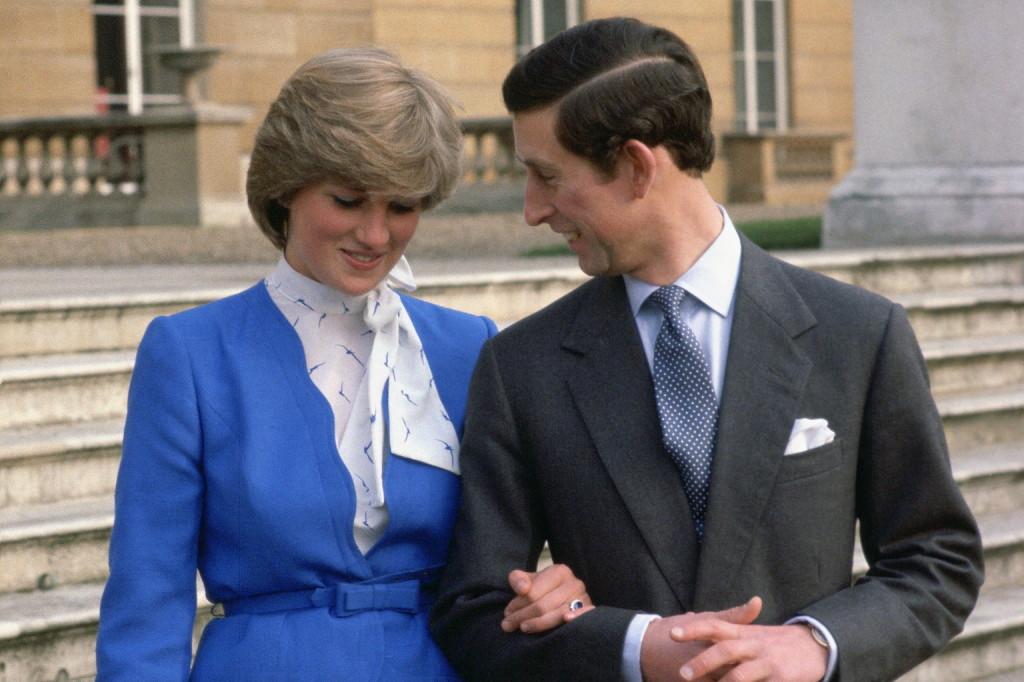 принцесса Диана и Чарльз