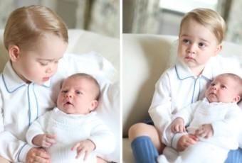 Шарлотта и Джордж