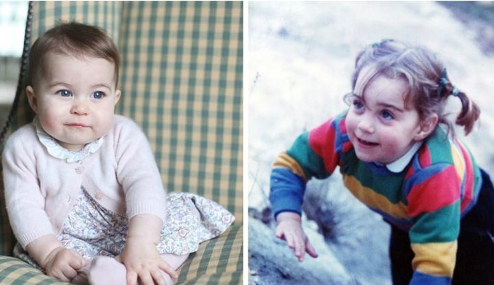 Шарлотта и Кейт