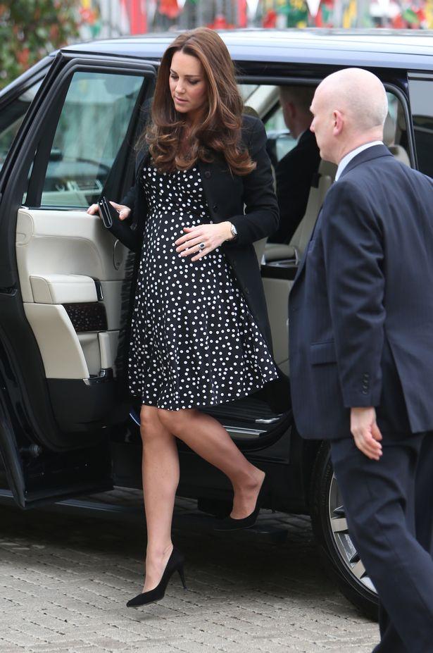 Платье от ASOS на Кейт