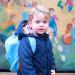 Принц Джордж идет в детский сад