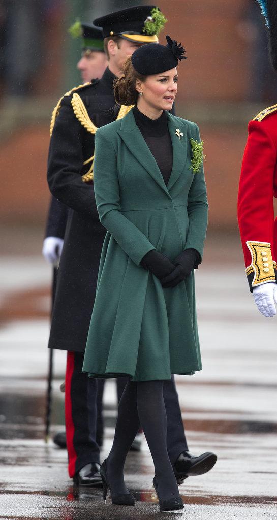 Kate-Middleton-Irish-Guards-St-Patrick-Day-2013