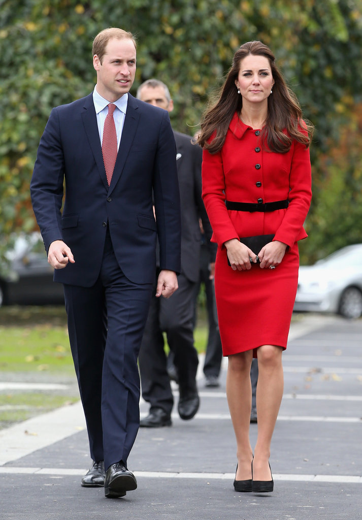 Kate-Selected-Crisp-Red-Suit-Match-Her-Guys-Tie