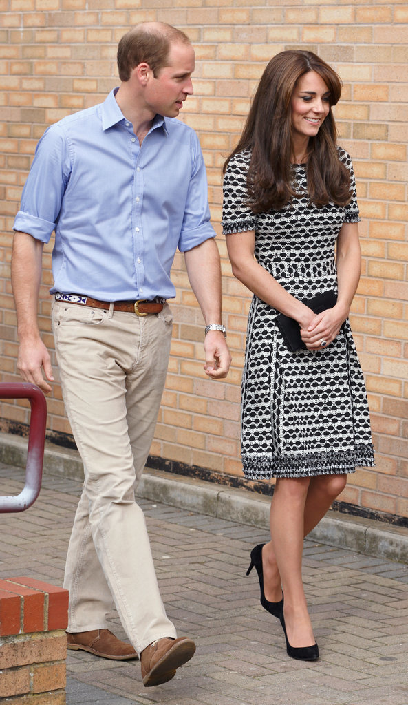 Once-Upon-Time-Prince-William-Matched-His-Printed-Belt-Kate-Textured-Dress