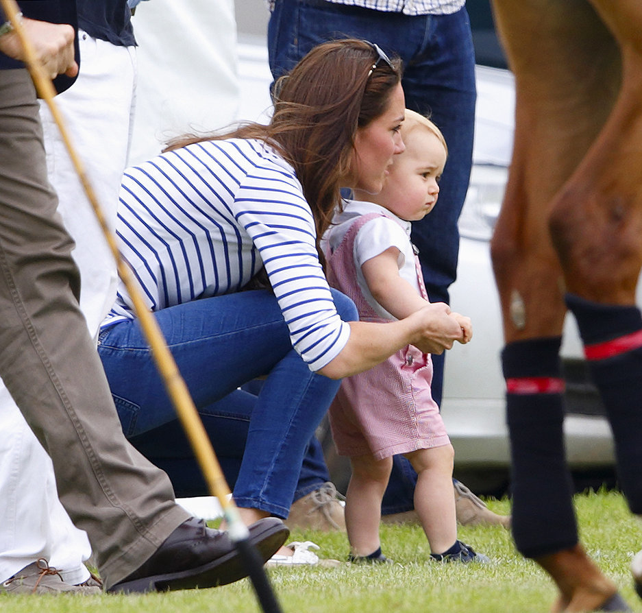 When-She-Showed-George-Ropes-June-2014-Polo-Match