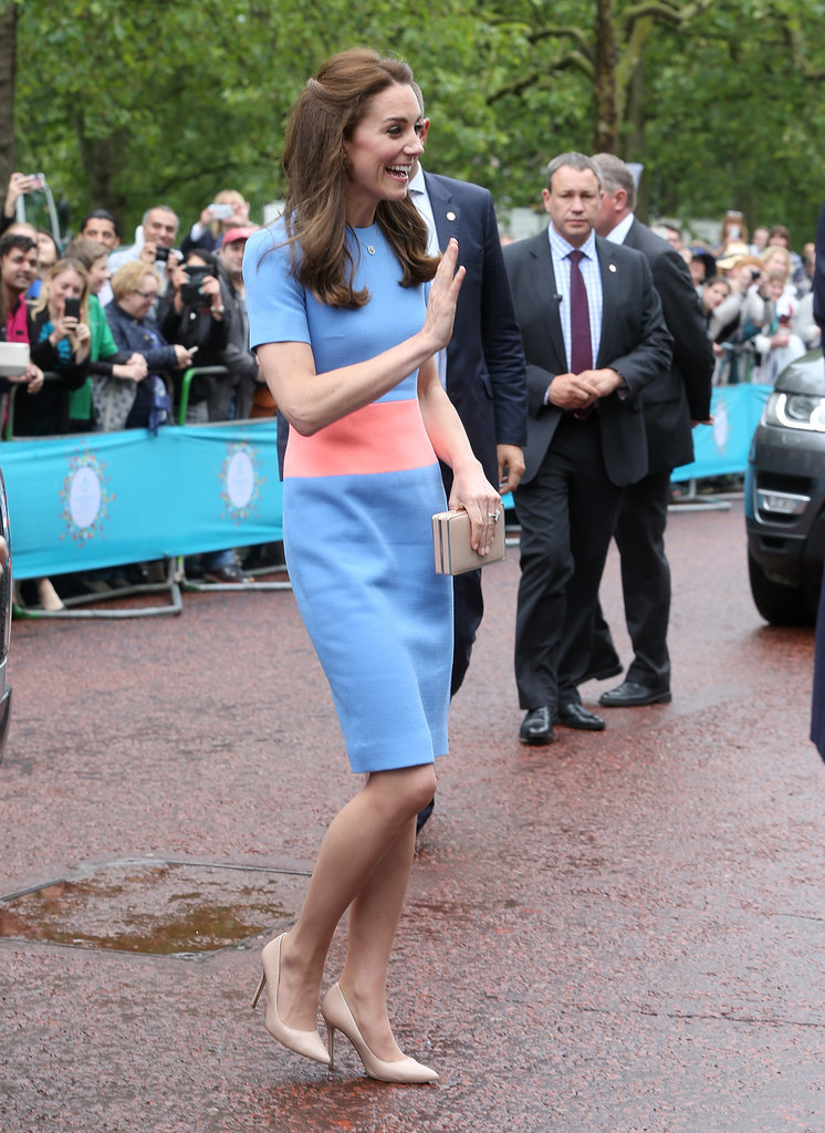 Kate-Middleton-Colorblock-Roksanda-Dress-June-2016