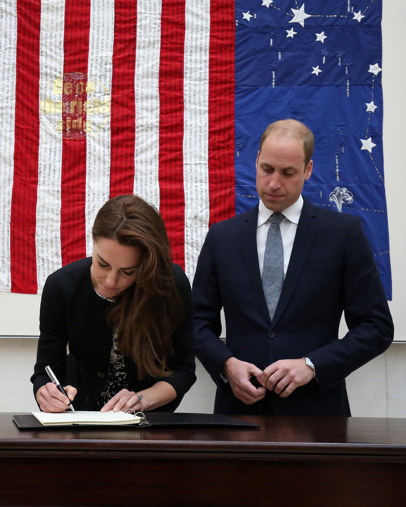 Kate-Middleton-Prince-William-Pay-Respects-Orlando-Shooting