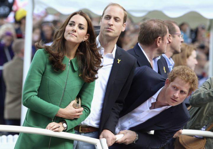 Кейт, Уильям и Гарри отравили письмо с поздравлениями Олимпийской сборной Великобритании