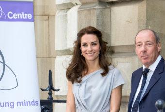 Герцогиня Кембриджская поддерживает запуск серии подкастов о психическом здоровье детей