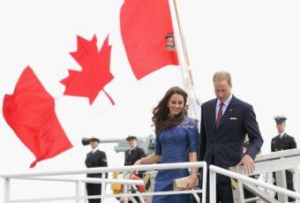 Кенсингтонский дворец подтвердил даты королевского тура по Канаде