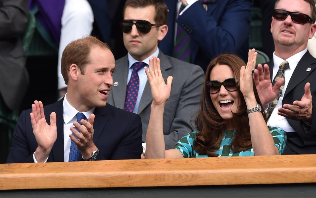 Kate-cheered-unison-while-watching-Wimbledon