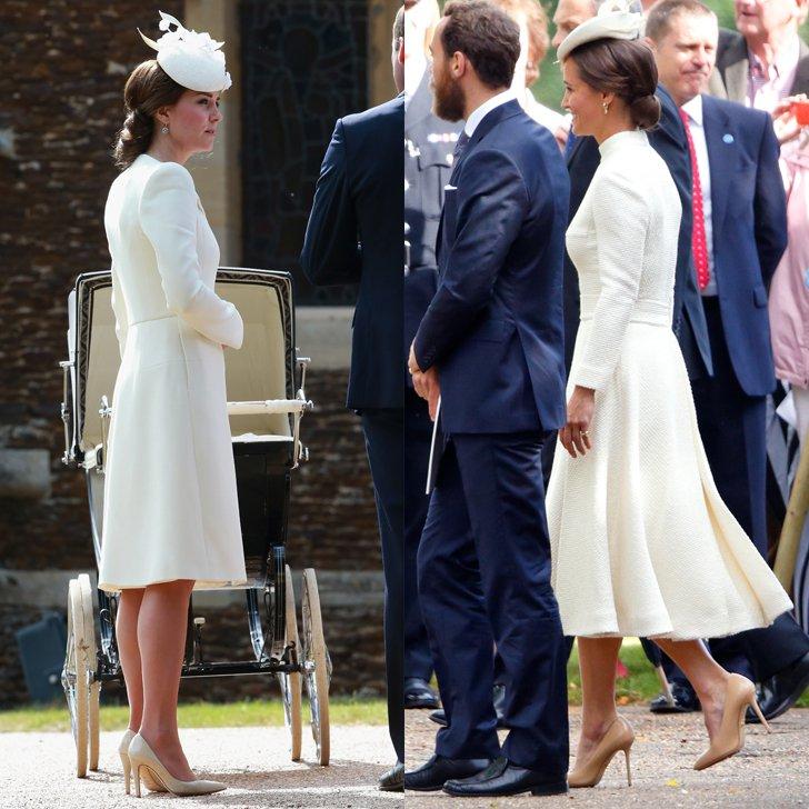 When-Wore-White-Coat-Dresses-Fascinators-Same-Time-Charlotte-Christening