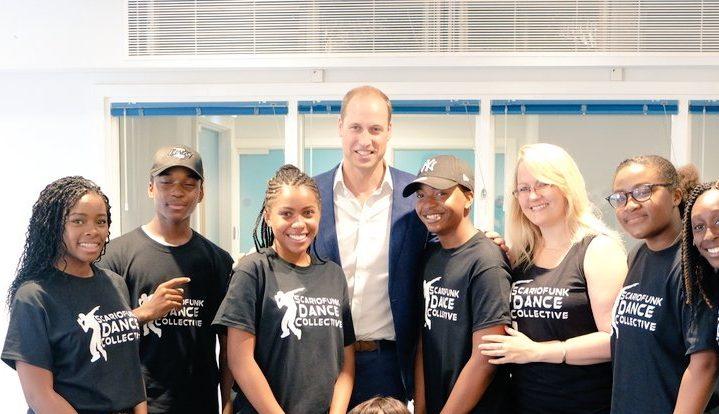 Принц Уильям Caius House Youth Centre