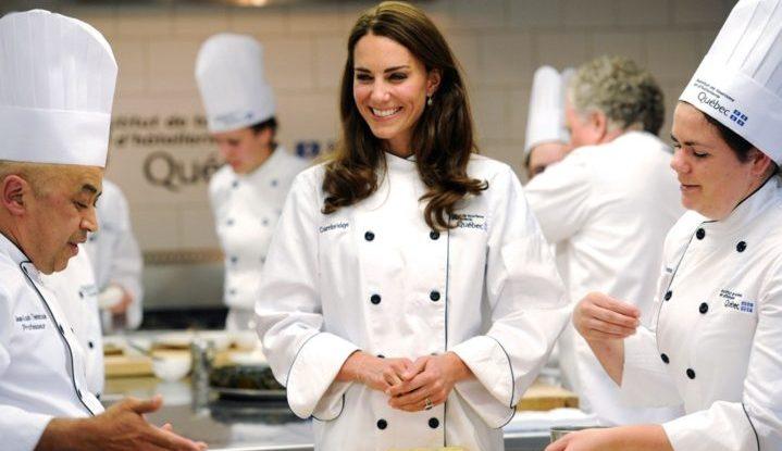 Кейт Миддлтон сама готовит для своей семьи