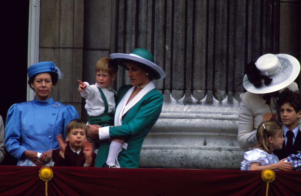 diana-harry-william-trooping-colour-1988