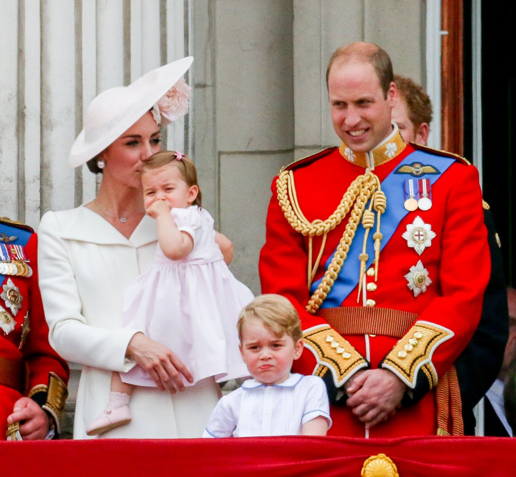 kate-charlotte-trooping-colour-year