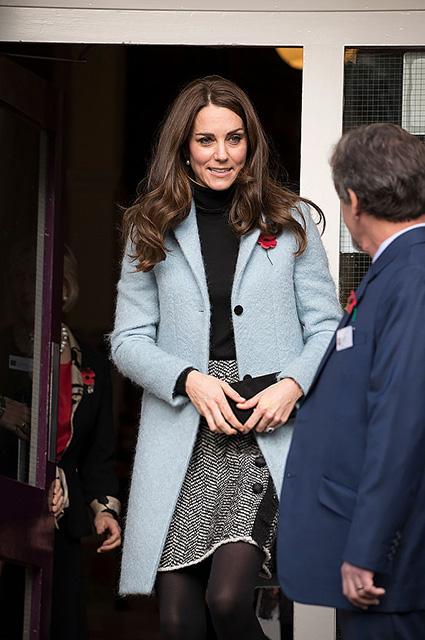 The Duchess Of Cambridge Visits The Nelson Trust Women's Centre