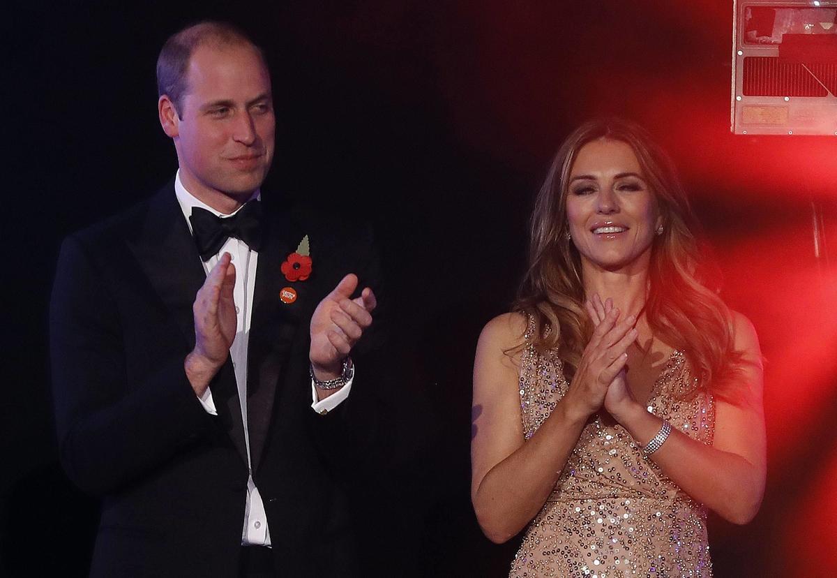 Принц Уильям поучаствовал в благотворительном вечере без Кейт Миддлтон