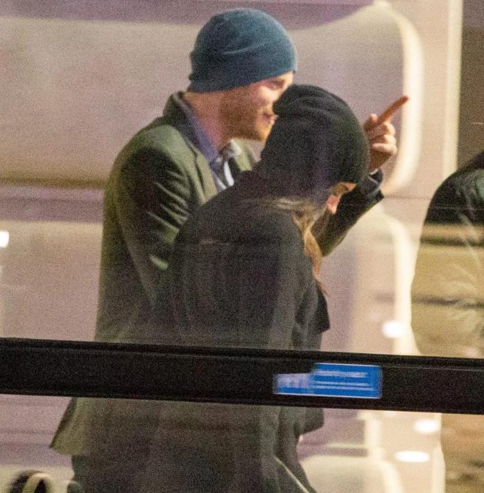 Принц Гарри и Меган Маркл тайно обручились?
