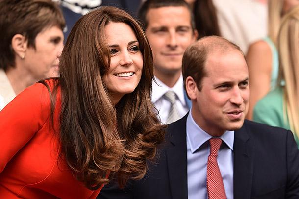 Елизавета II передала Кейт Миддлтон шефство над Уимблдоном