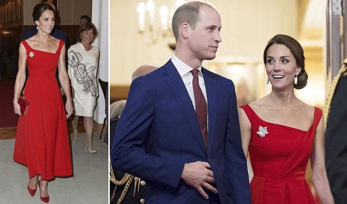 Сколько стоил гардероб Кейт Миддлтон в 2016 году?