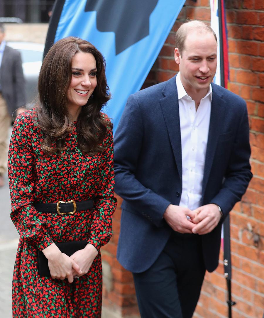 Кейт Миддлтон и принца Уильяма ждут перемены в 2017 году