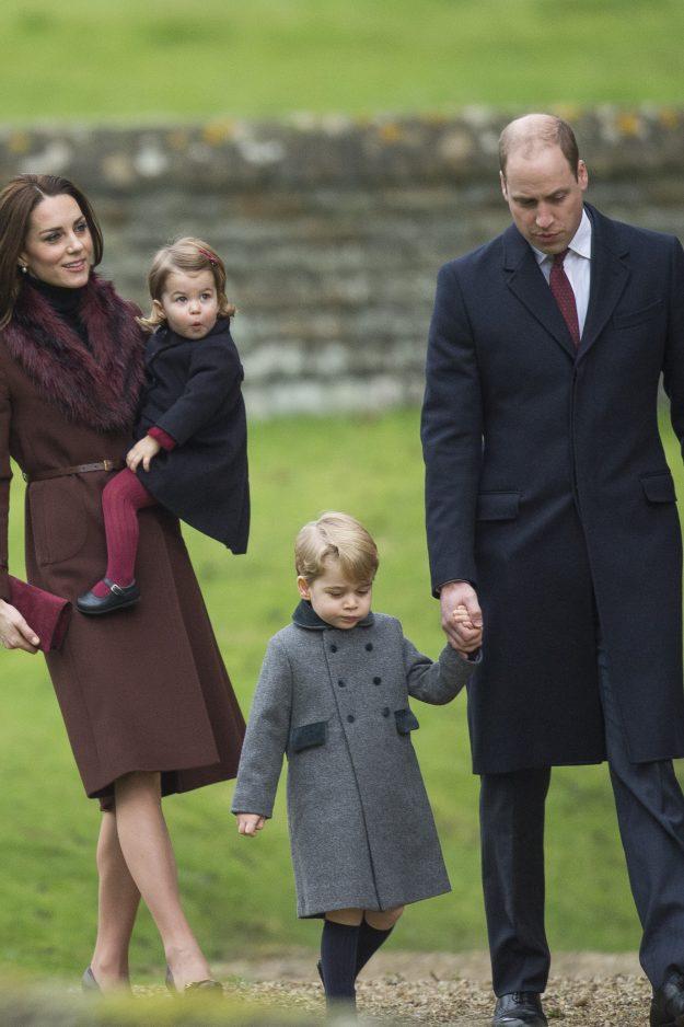 Кейт Миддлтон забеременеет третьим ребенком в 2017?