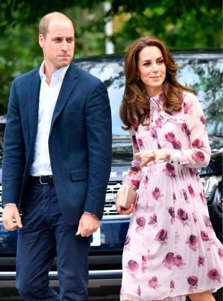 Герцог и Герцогиня Кембрижские вложат 20 000 фунтов в обеспечение своей приватности