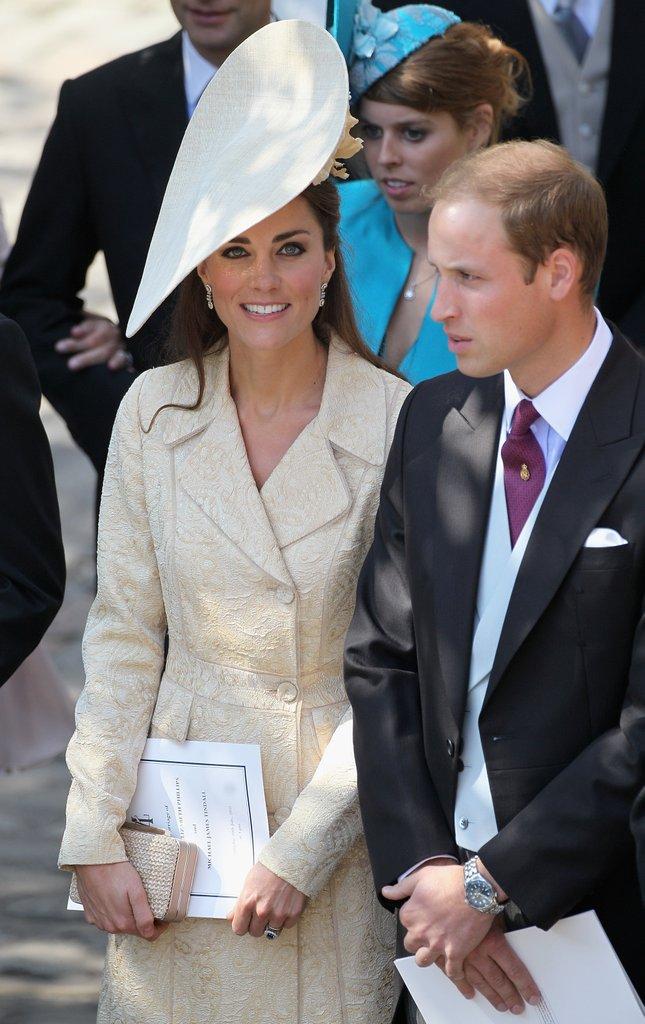 Гостья на свадьбе красивее невесты? Да, если это Кейт Миддлтон!