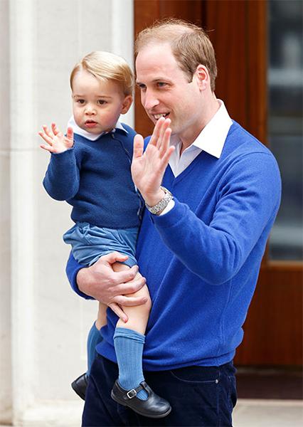 Почему Кейт Миддлтон одевает принца Джорджа и принцессу Шарлотту в испанские бренды?
