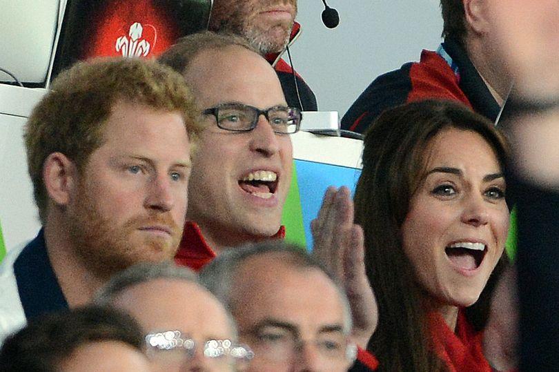 Герцог и Герцогиня Кембриджские побывают на финале кубка шести наций