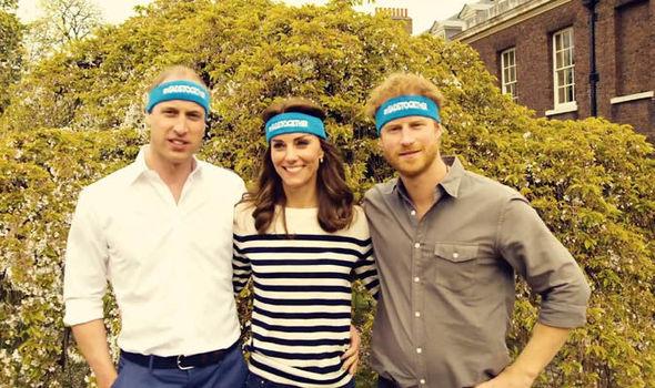 Кейт Миддлтон, принц Уилльям и принц Гарри появятся в серии видео о психическом здоровье